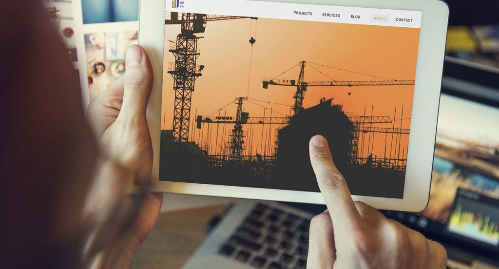Digital Marketing for Construction