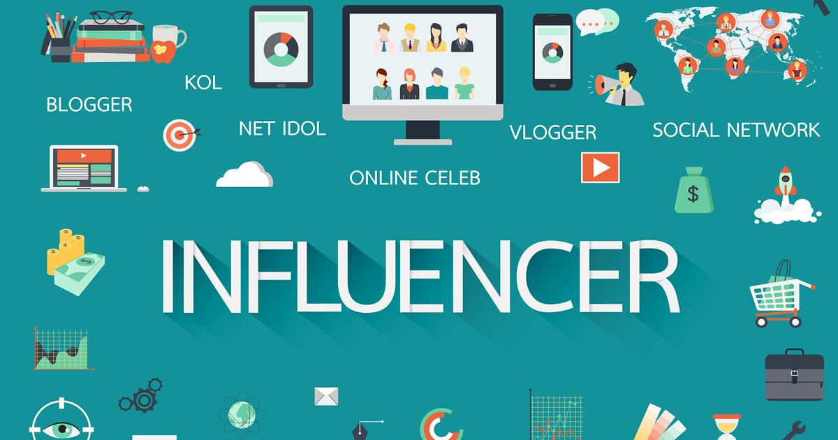 Influencers - Digital Marketing