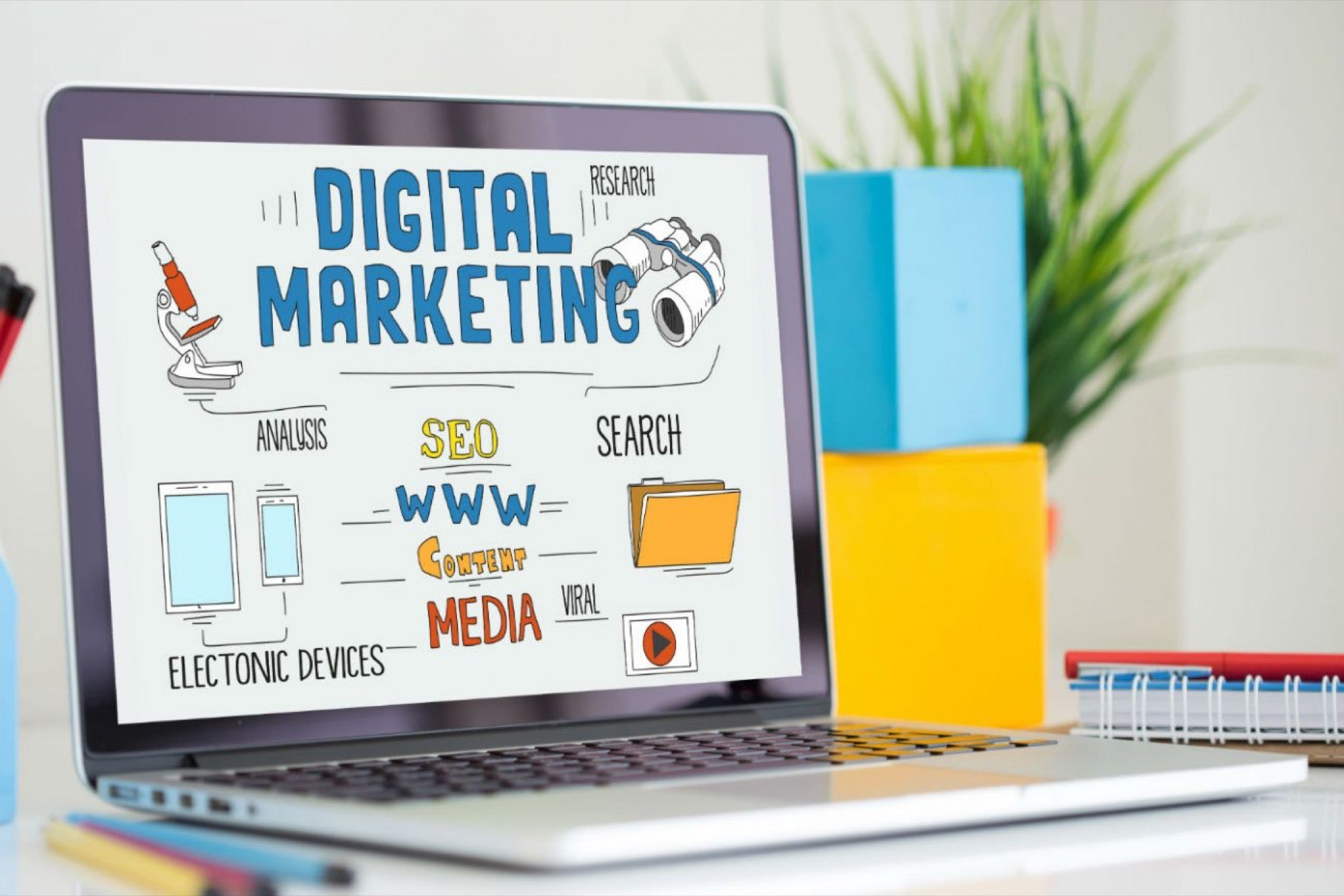Guide To Digital Marketing for Businesses