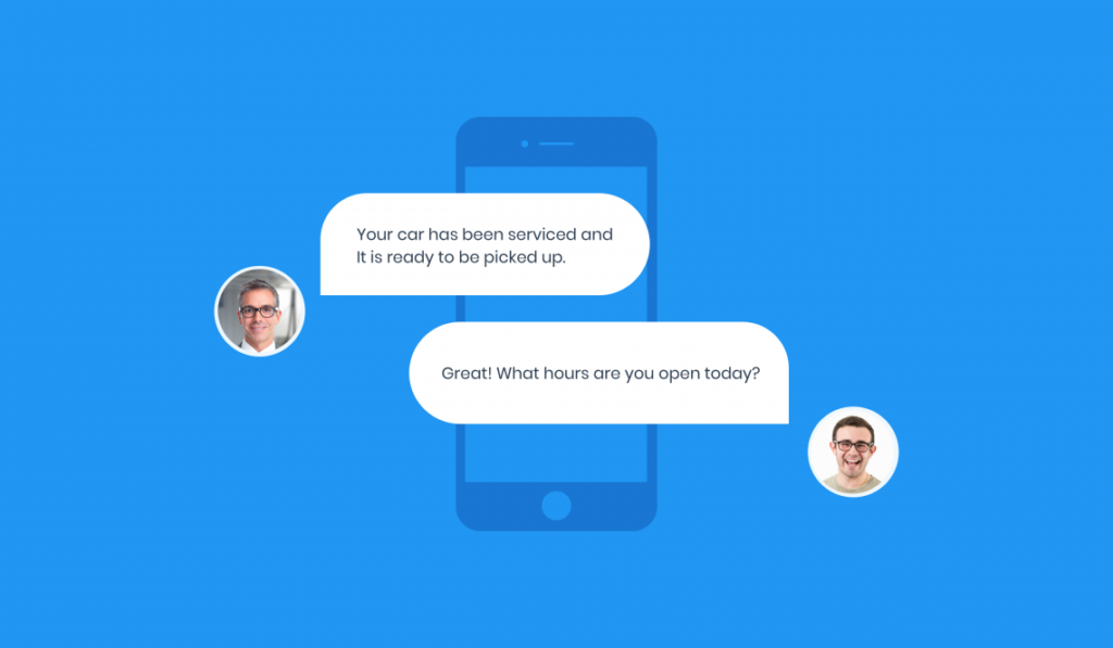 Text Messaging SMS for Marketing